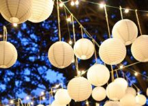 Paper lanterns from Amazon 217x155 Event Decorating on a Budget