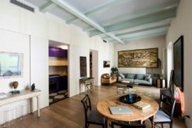 Retro Meets Modern Inside Renovated Apartment That Dates Back to 1892!