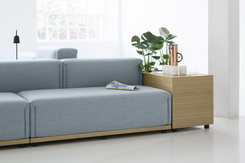 SHUFFL modular sofa.