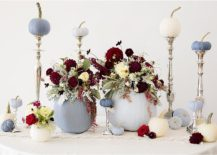 Set-the-tablescape-for-fall-parties-with-pumpkin-vases-and-centerpieces-217x155