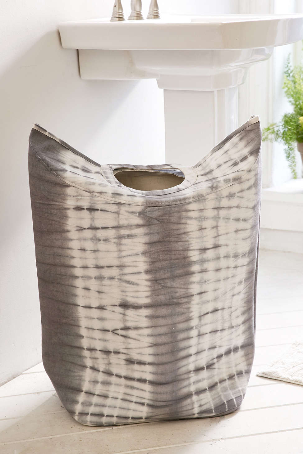 Shibori hamper from Urban Outfitters