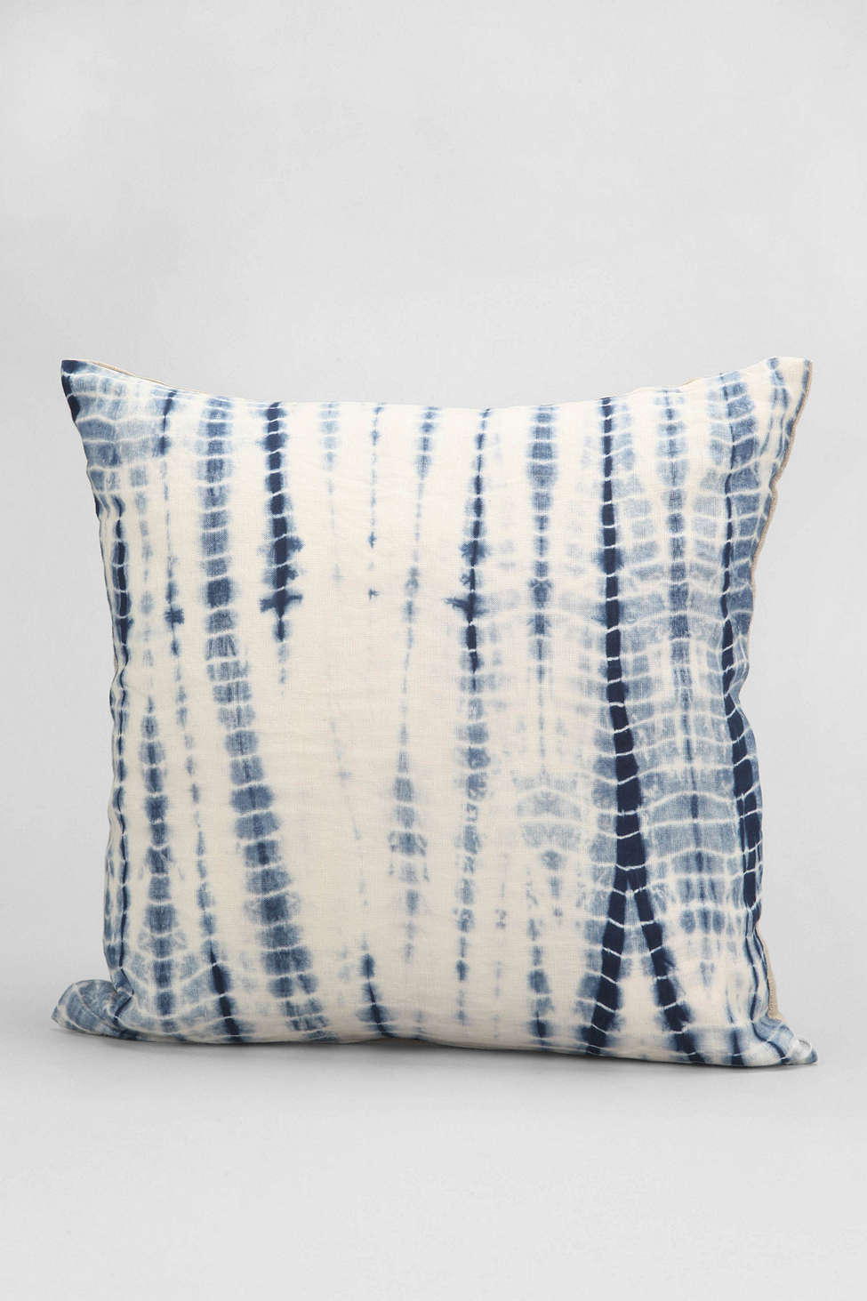 Shibori streak pillow from Urban Outfitters