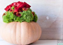Simple and elegant pumpkin vase makes for smart Fall décor [From: Making the World Cuter]