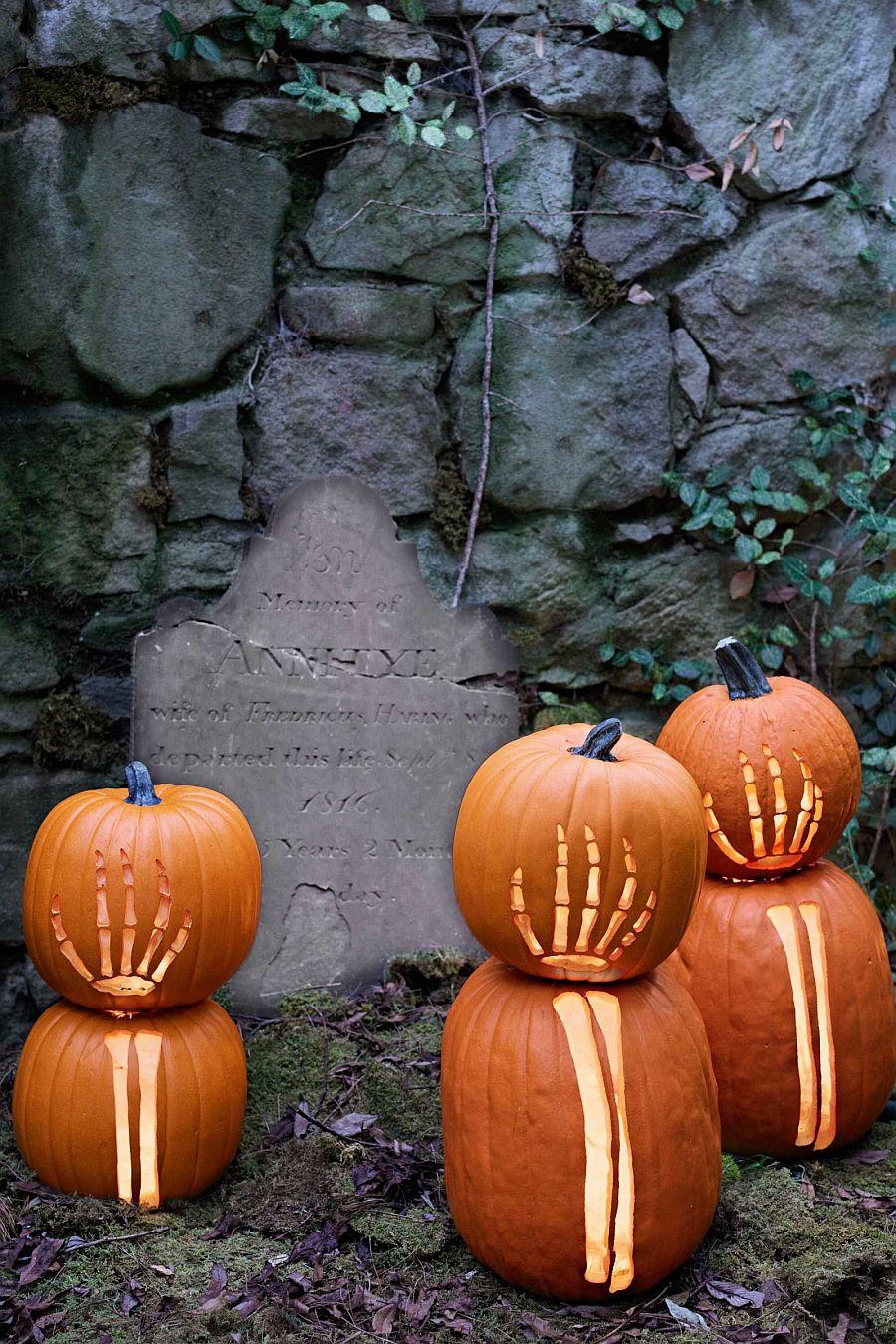 100 Pumpkin Decorating Ideas