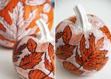 Sketchbook-pumpkin-brings-fall-colors-to-pumpkin-decoration-217x155