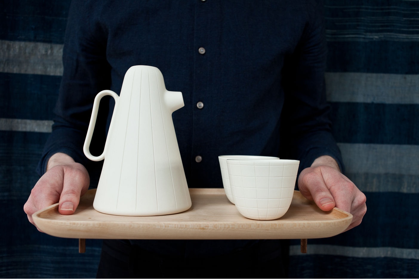 Sucabaruca Coffee Set byLuca Nichetto & Lera Moiseeva.Image© Mjölk.