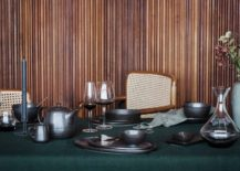 Table setting by Broste Copenhagen