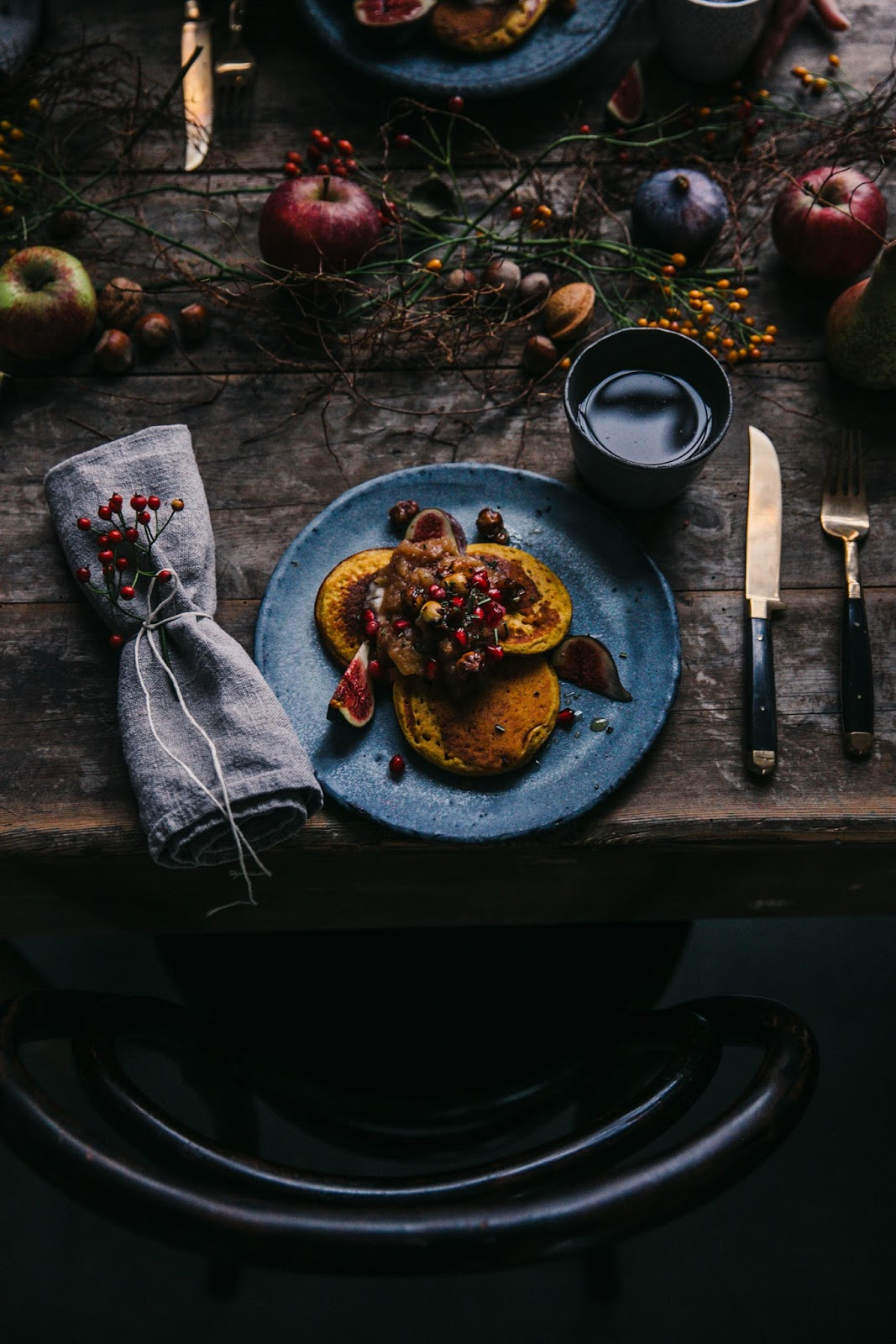 Tabletop styling from Our Food Stories