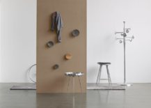 Trumpet Coat Stand aluminum 217x155 7 Delectably Danish Objects