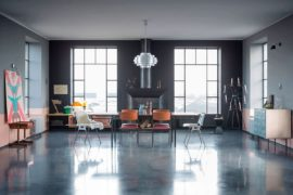 Loft 19: From an Old Weapon Factory to a Quirky Modern Home