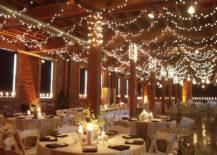 White lights add festivity (photo credit: Christmas Ready)