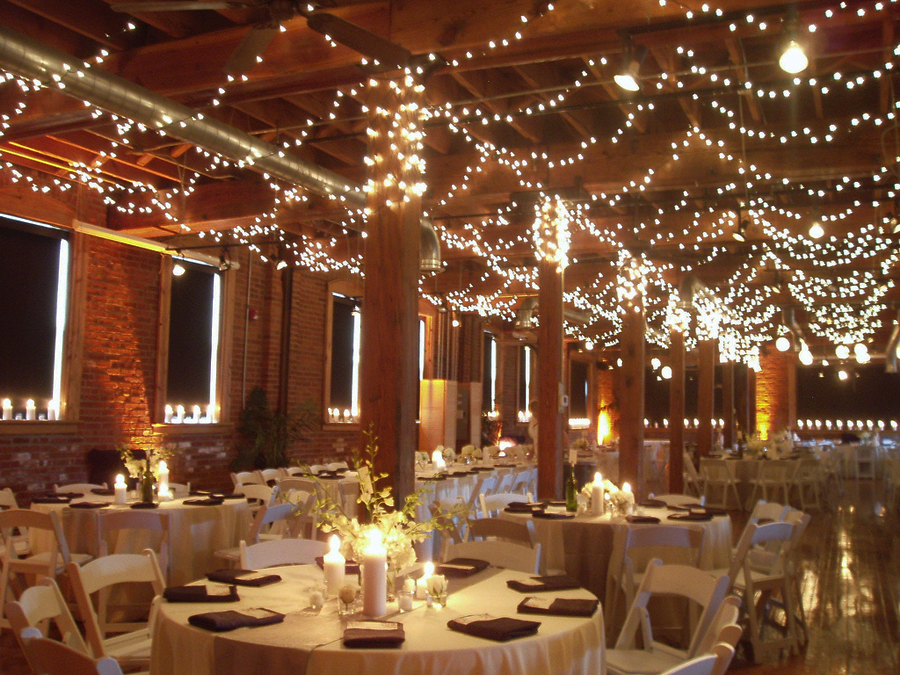 view in gallery white lights add festivity photo credit christmas ready wedding design ideas