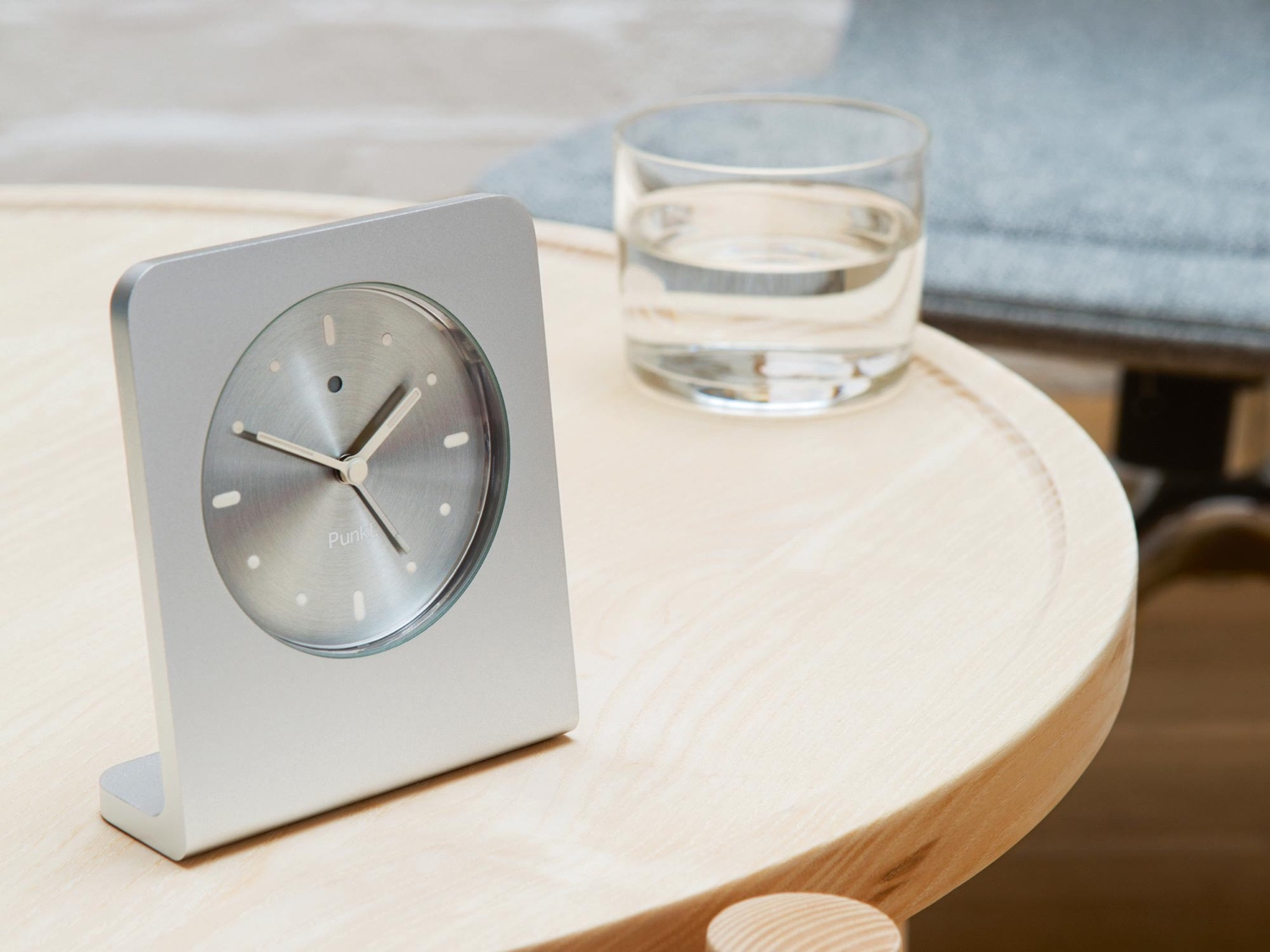 AC-01 Alarm Clock (2011). Designed for Punkt.