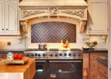 Bespoke-quilted-copper-kitchen-backsplash-is-a-showstopper-217x155