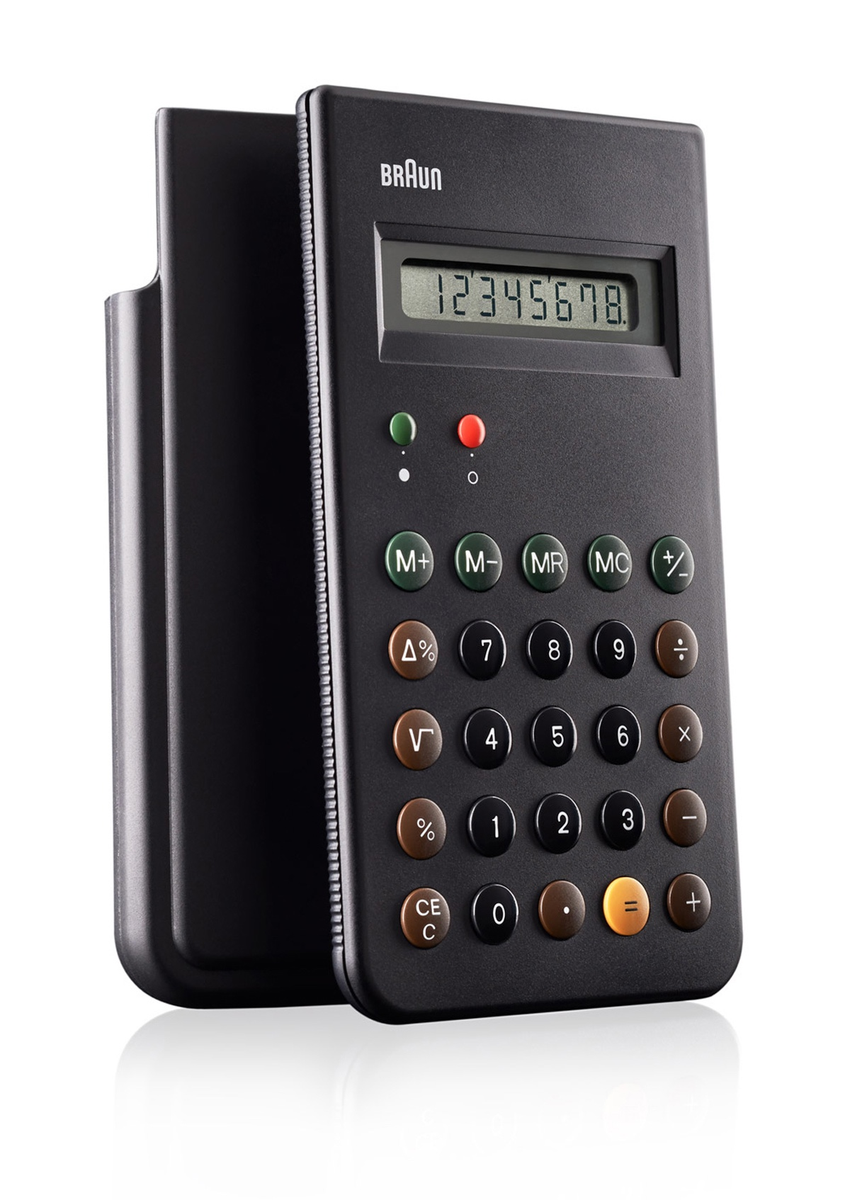 Braun ET66 calculator. Image via Braun.