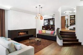Multi-Level Goodness: Modern Home with a Dash of Mediterranean Dazzle