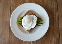 The Californian Toast from Citizen Eatery