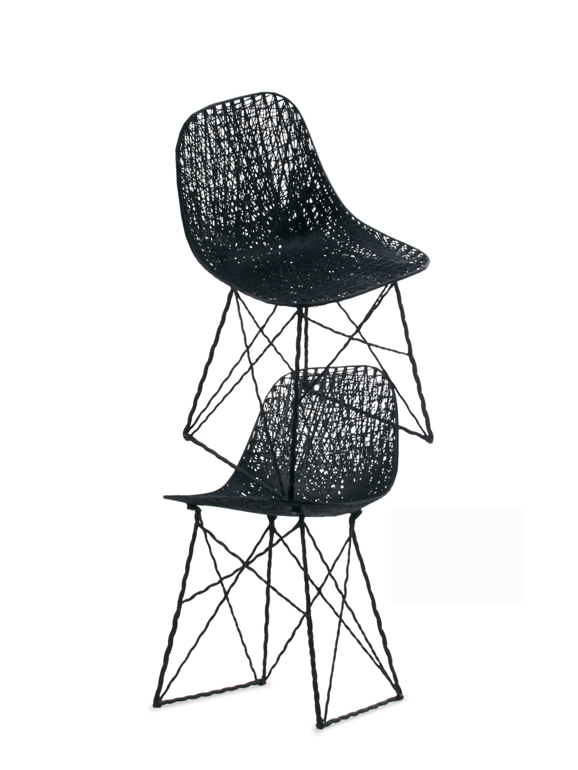 Carbon chair.