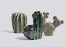 Ceramic cacti
