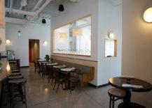 Citizen bar area