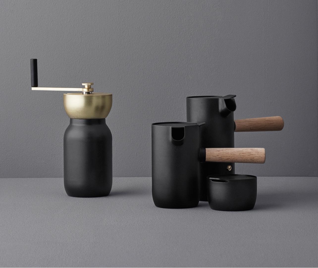 Collar coffee set. Image© Something.