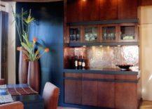 Copper-backsplash-idea-for-contemporary-kitchen-217x155