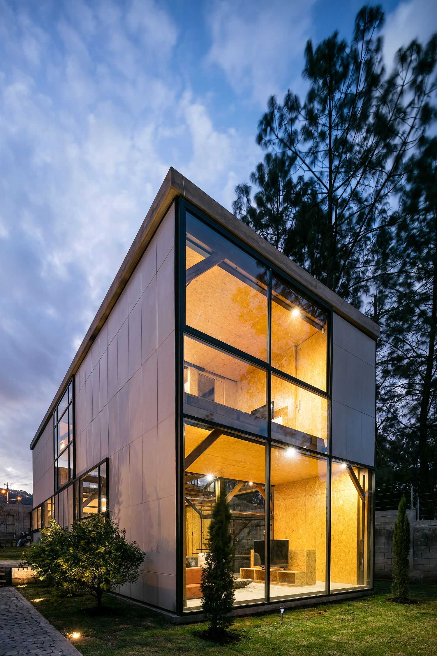 Multi Generational Family House Promotes A Healthy Lifestyle