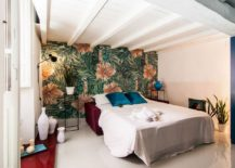 Custom-wall-mural-in-the-bedroom-adds-both-color-and-patterm-217x155