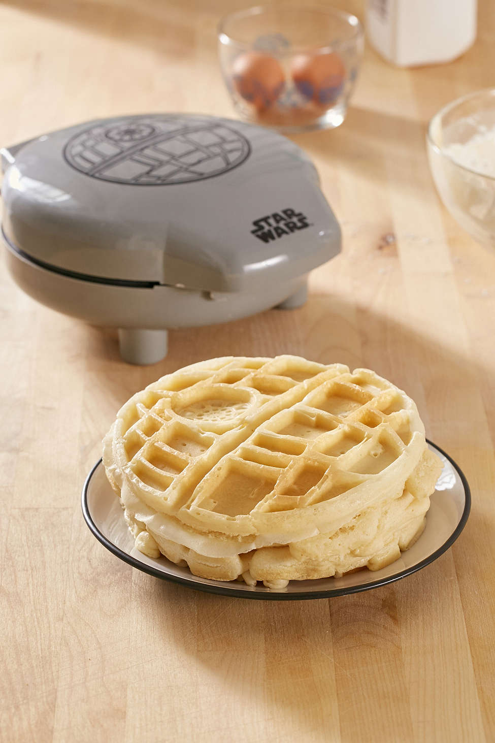 Death Star waffle maker from Urban Outfitters
