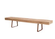 Domingos Totora's Vereda bench