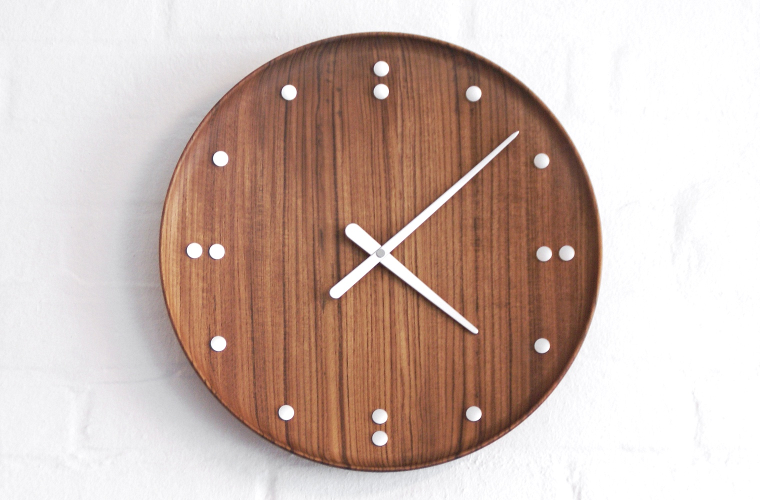 FJ Clock by Finn Juhl.
