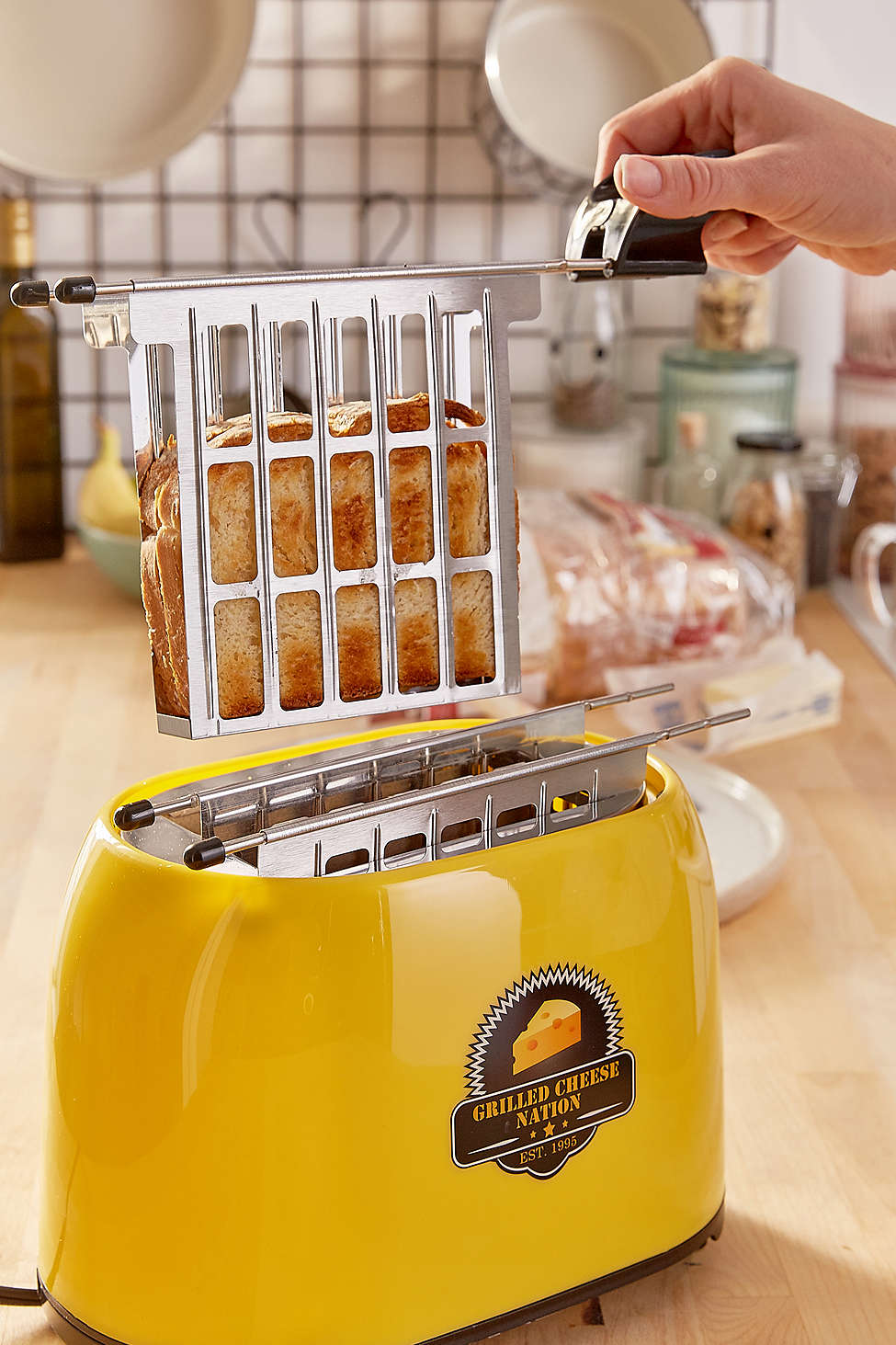 Grilled cheese toaster from Urban Outfitters