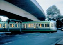 Hannover Tram design