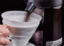 Hario V60 Electric Coffee Grinder detail 217x155 16 Smart Ideas to Improve Your Coffee Moments