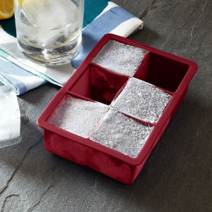 Ice cube tray from West Elm