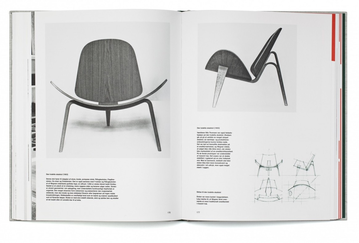 'Wegner: Just One Good Chair' by Christian Holmsted Olesen. Image via Strandberg Publishing A/S.