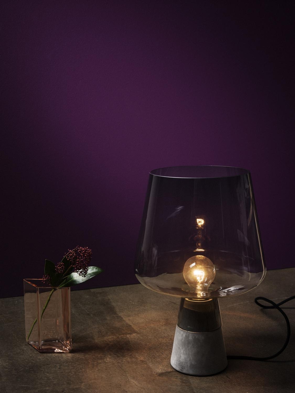 Leimu Lamp byMagnus Pettersen for Iittala. Image ©Fiskars Finland.