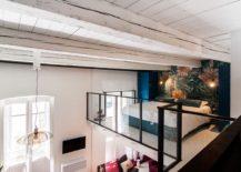 Mezzanine-level-bedroom-of-the-Italian-home-217x155