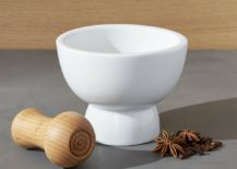 Mortar and pestle from Crate Barrel 217x155 The Best Kitchen Gadgets for Fall and Winter