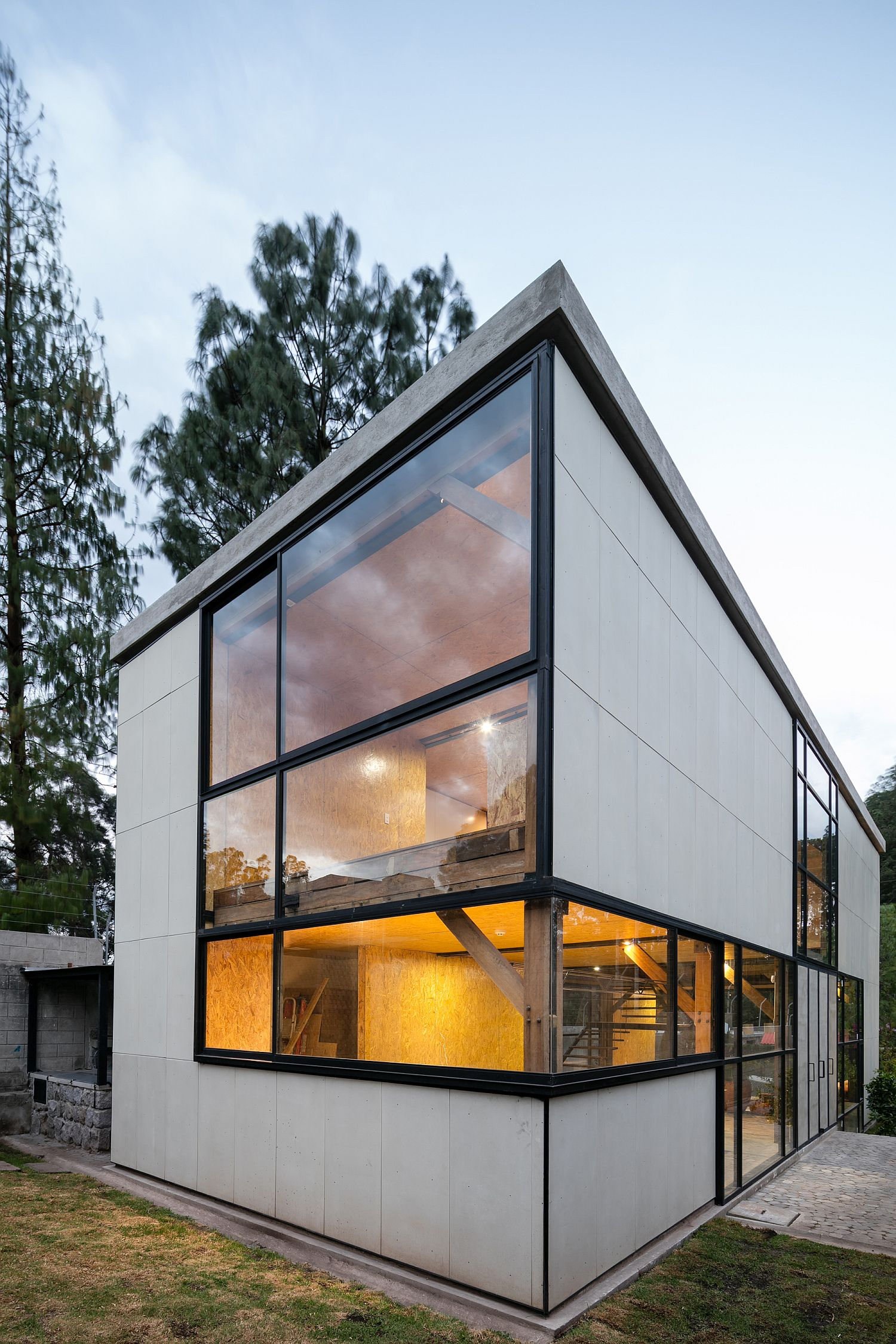 Multi-generational family home in Quito, Ecuador