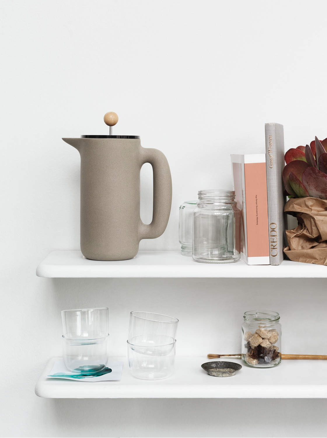 PUSH coffee maker. Image via Muuto.
