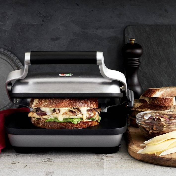 Panini press from Williams-Sonoma