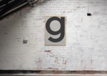 Playtype Grey Poster-G