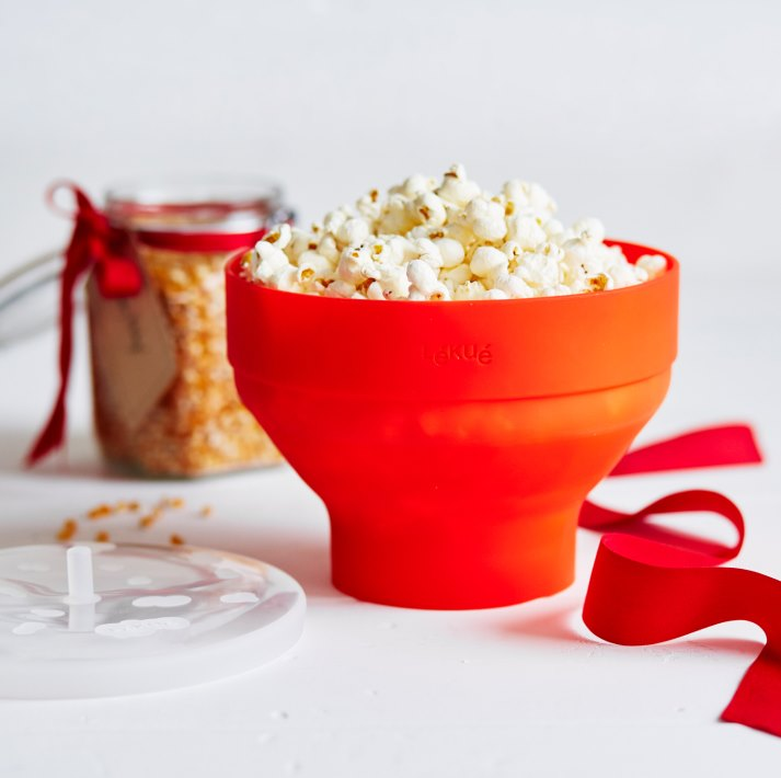 Popcorn maker from Sur La Table