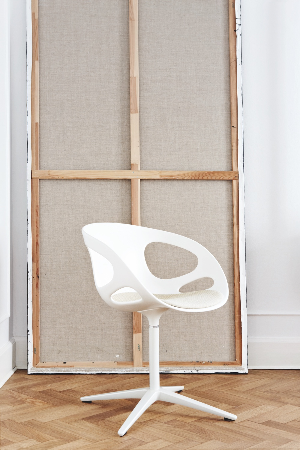 RIN™ swivel chair. Photo by Heidi Lærkenfeldt.