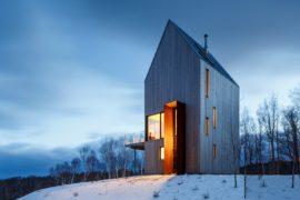 6 Minimal Cabin Hideaways