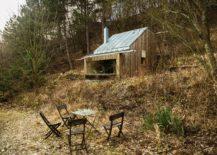 Raumhochrosen cabin