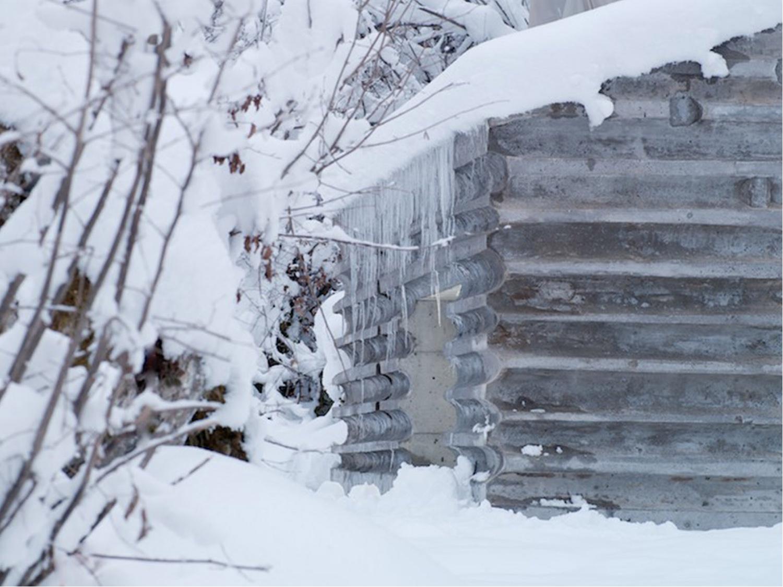 Refugi Lieptgas. Image© Gaudenz Danuser via ArchDaily.