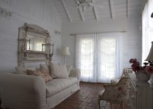 Shabby chic style at The Prairie