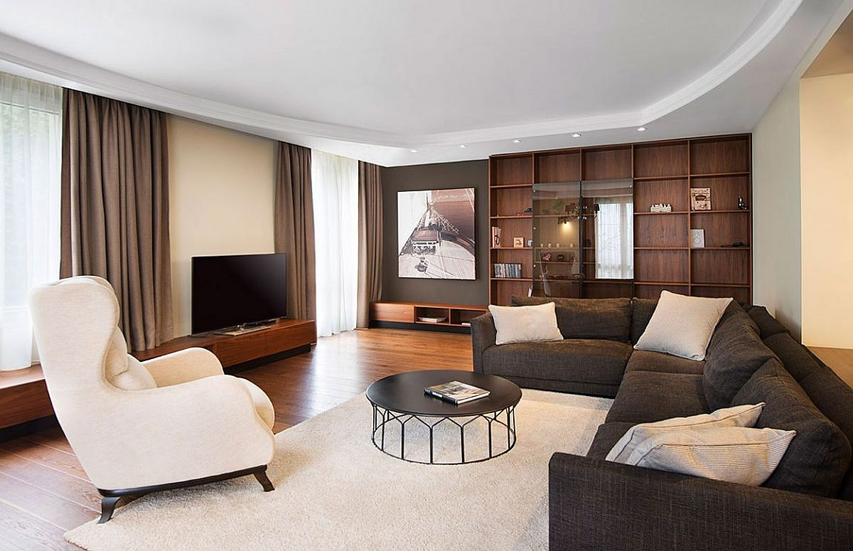 MultiLevel Goodness Modern Home with a Dash of Mediterranean Dazzle